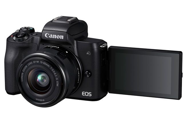 Grab this while you can    Canon EOS M50 is just £399