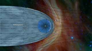 NASA's Voyager 2 spacecraft entered interstellar space in November 2018, more than six years after its twin, Voyager 1, did the same. Data from Voyager 2 has helped further characterize the structure of the heliosphere, the huge bubble the sun blows around itself.
