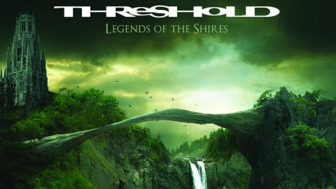 Threshold - Legends Of The Shires album artwork