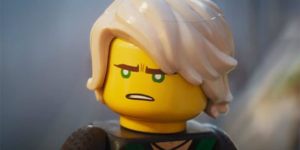 The Lego Ninjago Movie Lloyd