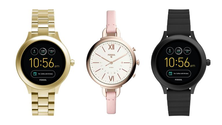 Amazon Prime Day Fossil smartwatch deals
