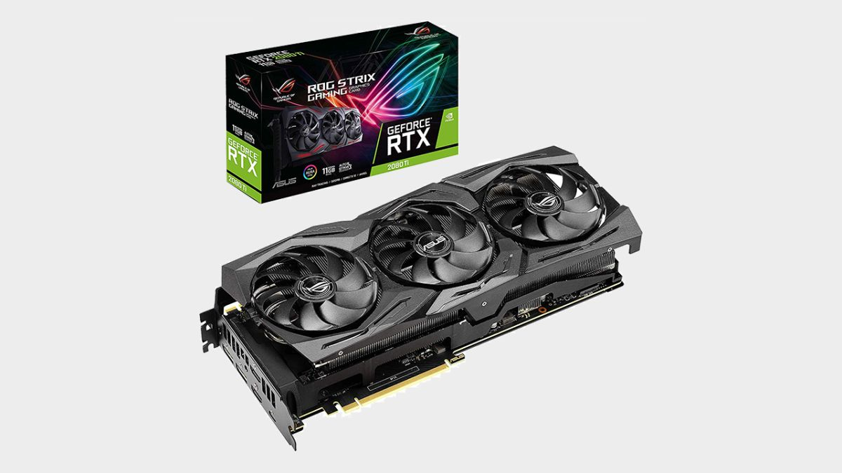 Save $260 on the RTX 2080 Ti, the fastest graphics card you can buy