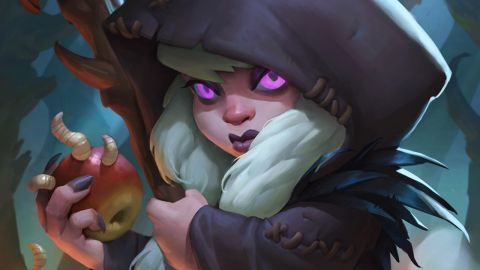 Hearthstone's new expansion The Witchwood is out next week