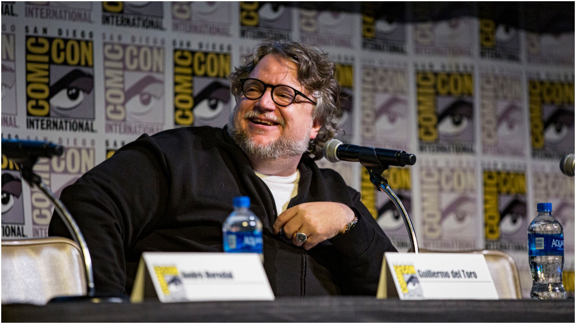 Guillermo del Toro breaks down how many unmade films he's worked on over the years