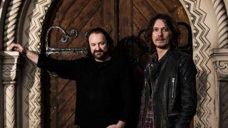 Damian Wilson & Adam Wakeman
