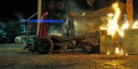 Batman's Justice League Batmobile Is Going To Have So Many New Weapons, See The Photo
