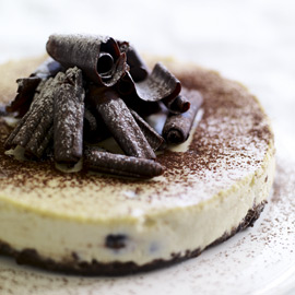 Black Forest Cheesecake-dessert recipes-cheesecake recipes-christmas recipes-woman and home