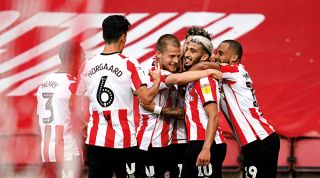 Brentford, Championship table prediction