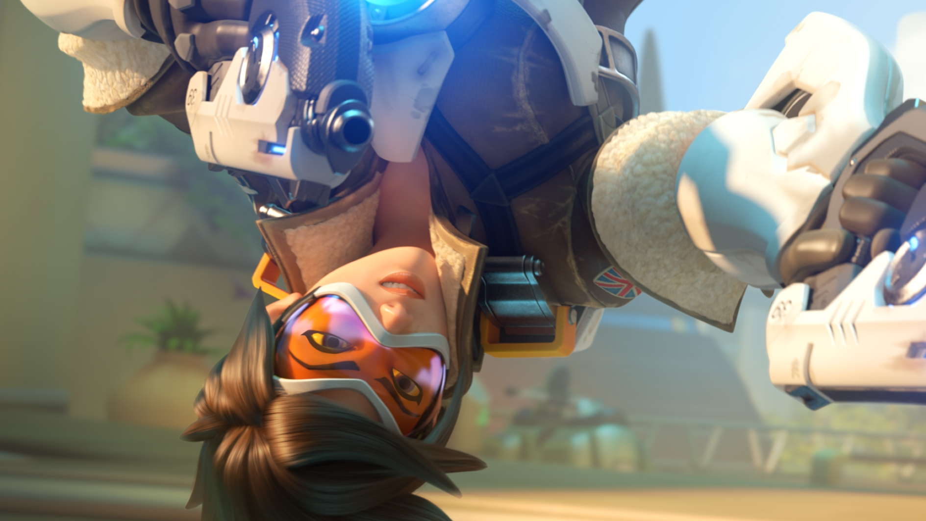 This Overwatch graphics tweak increased our fps by 50