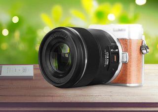 Yongnuo micro four thirds lens