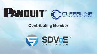 Cleerline Technology Group, Panduit Join SDVoE Alliance