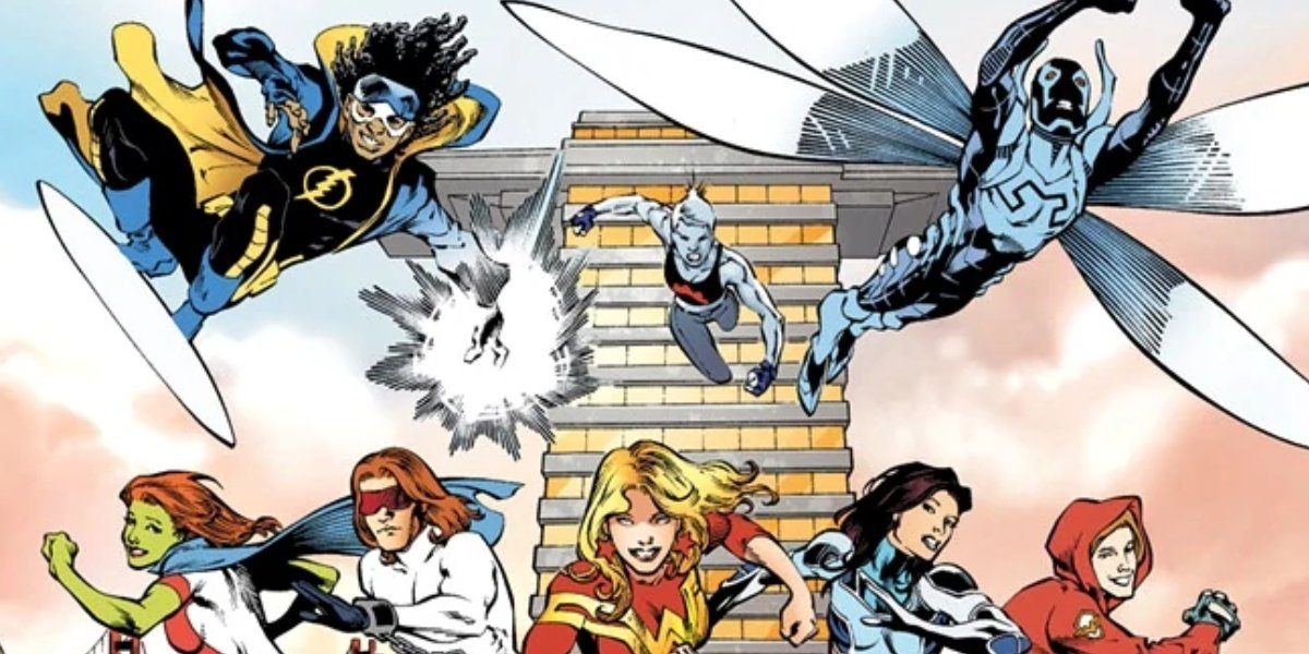 Static Shock and the Teen Titans