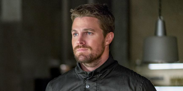 Arrow Oliver Queen Stephen Amell The CW