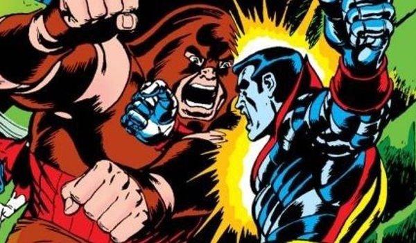 Juggernaut versus Collosus