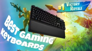 Best gaming keyboards for Fortnite