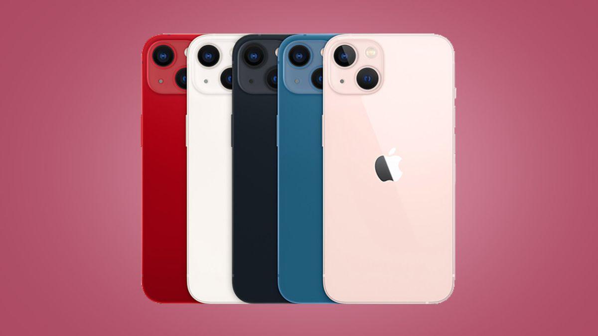 iPhone 13-färger: Alla nyanser, inklusive iPhone 13 mini, 13 Pro och 13 Pro Max