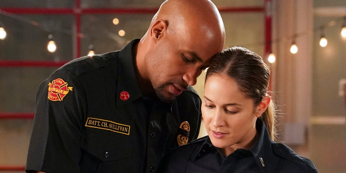 Station 19 Just Made A Big Move For Andy And Sullivan, And I'm Confused 1
