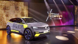 renault electric car future