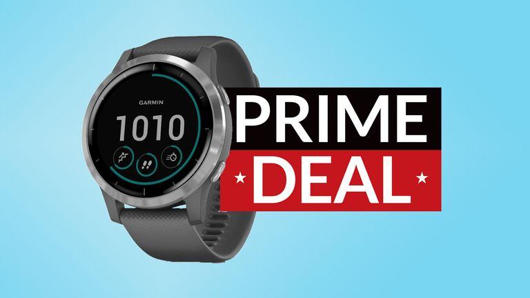 Cheap Garmin watch deal Amazon Prime Day garmin vivoactive 4 deal