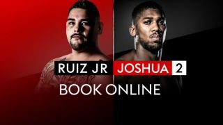 Anthony Joshua v Andy Ruiz Jr. 2 live stream: how to watch the boxing, from anywhere