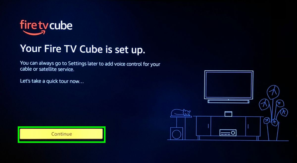 How to Set Up and Use the Fire TV Cube   Tom's Guide