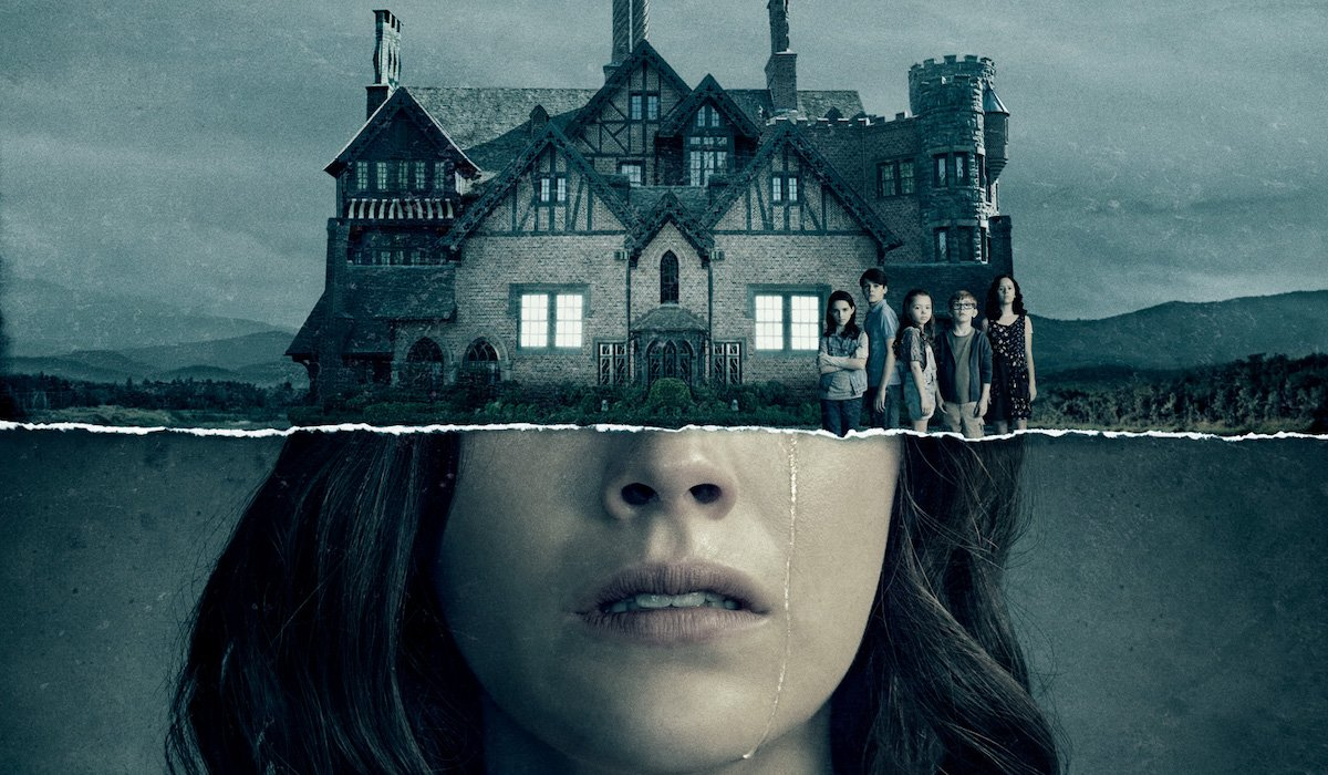 haunting of hill house poster netflix
