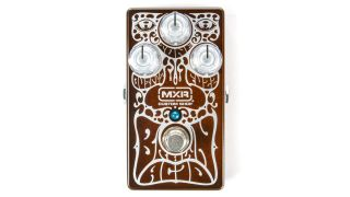 MXR Brown Acid Fuzz pedal
