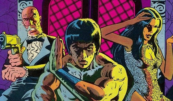 Shang-Chi and supporting cast