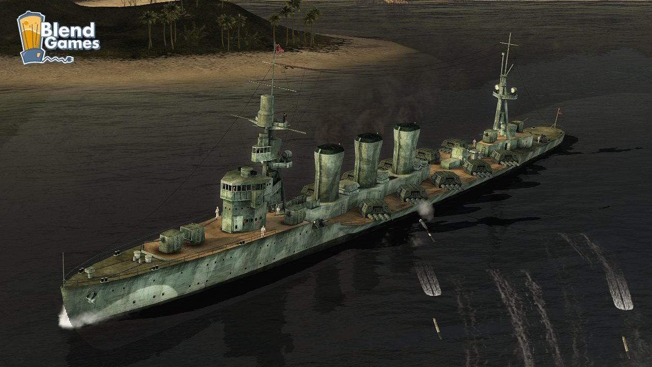 BattleStations: Pacific Mustang Pack DLC Now Available #8413