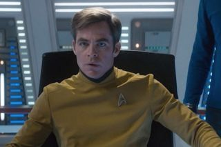 Capt. Kirk, star trek