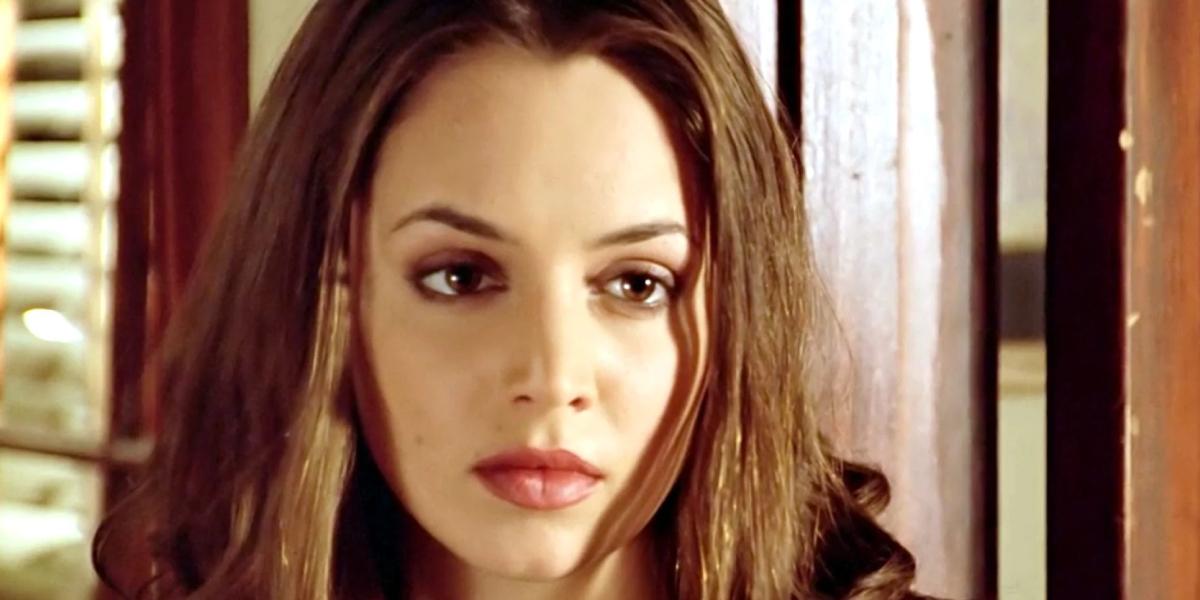 Eliza Dushku as Faith Lehane on Buffy the Vampire Slayer