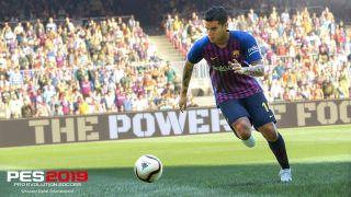 Pro Evolution Soccer: 2019
