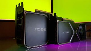 Nvidia RTX 3080 and RTX 3090