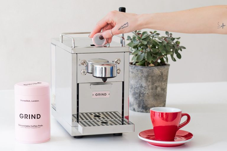 Grind One Pod coffee machine review