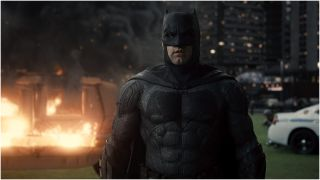 Ben Affleck in Zack Snyder's Justice League