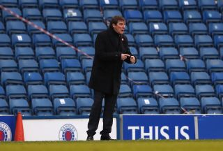 Rangers v Kilmarnock – Scottish Premiership – Ibrox Stadium