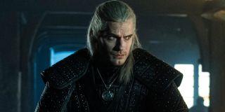 Geralt The Witcher Netflix