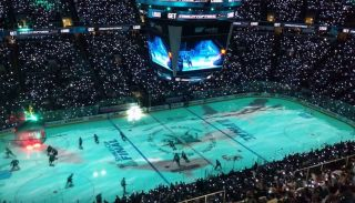8 Amazing NHL Projection Mapping Shows