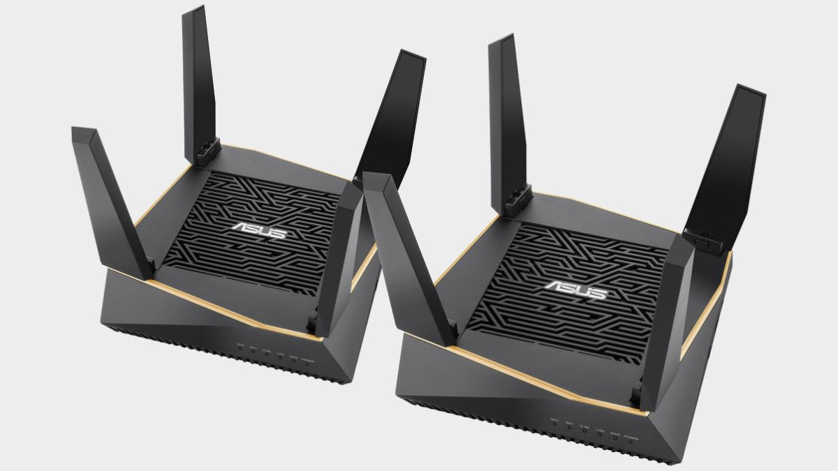 Upgrade to mesh Wi-Fi with the Asus RT-AX92U for $50 off