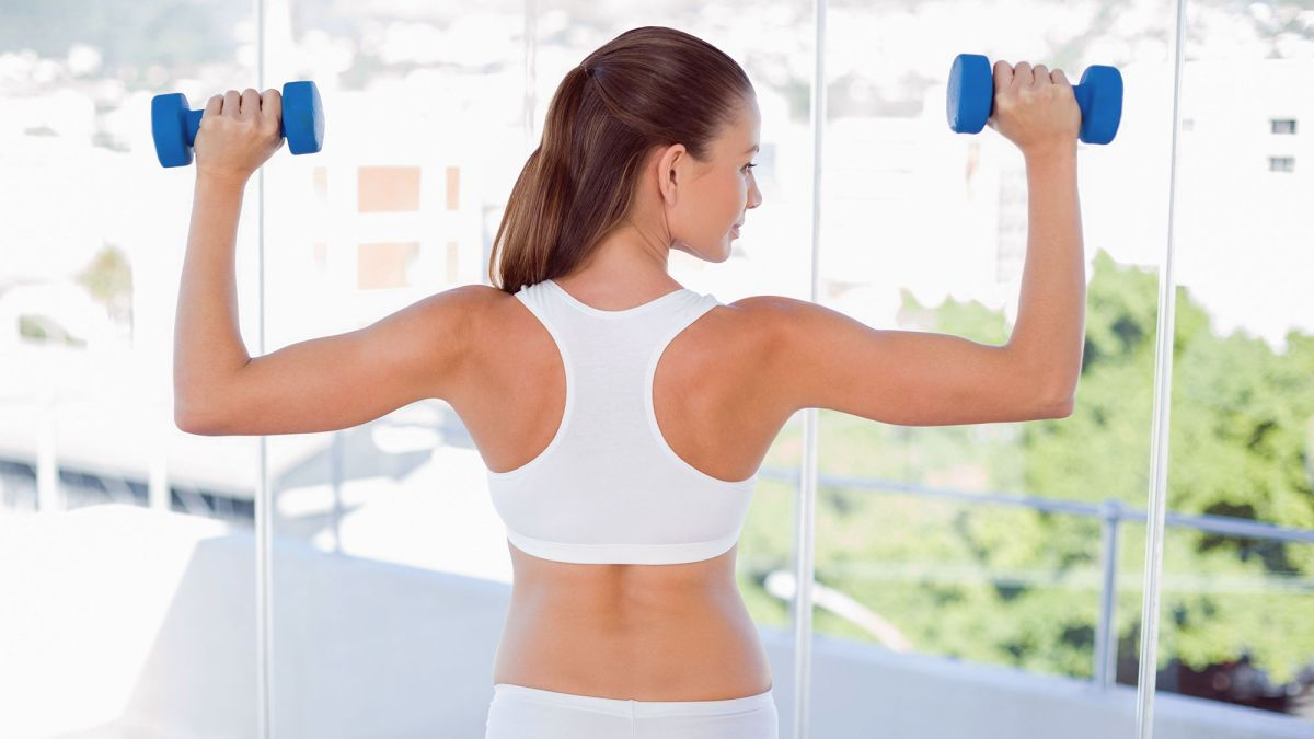 Ultimate 30-day arms challenge: how to tone up in just one month
