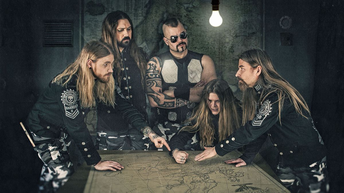 "Sabaton: ""People have told us that they passed their history exams in school because of our songs"""