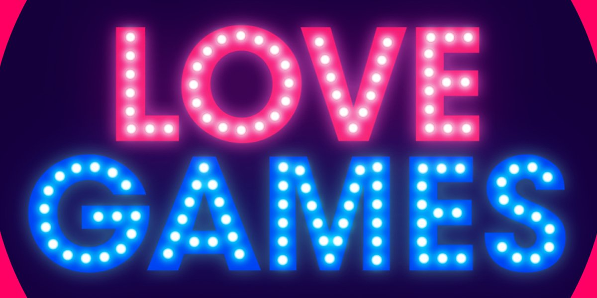 The Love Games title card