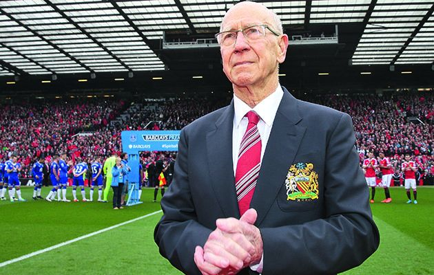Thought by many to be England's greatest footballer, Sir Bobby Charlton, this new documentary looks back at his life
