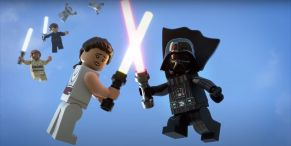 Disney+'s LEGO Star Wars Holiday Special Trailer Opens Up The Multiverse