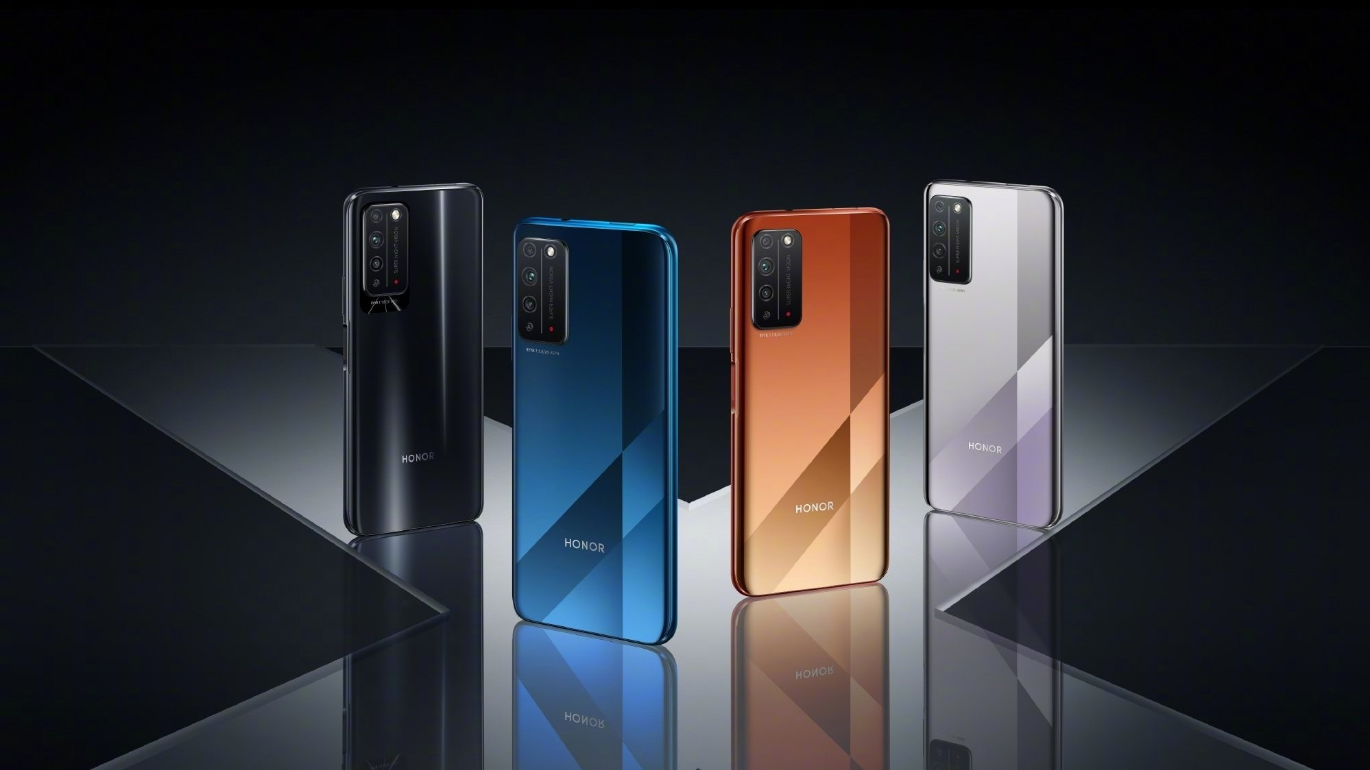 Honor X10 now official with 5G and pop-up camera   TechRadar