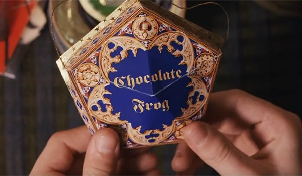 A Chocolate Frog