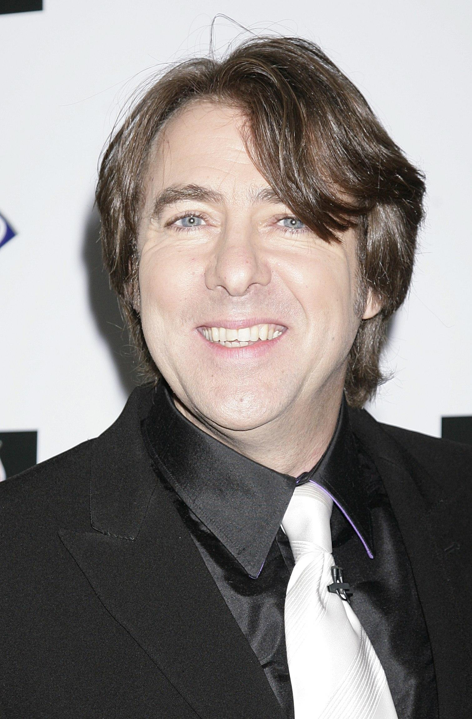 Jonathan Ross: 'Suspension is fun!'