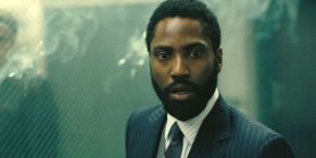 Why Filming That Tenet Backwards Fight Scene For Christopher Nolan Was 'Crazy,' According To John David Washington