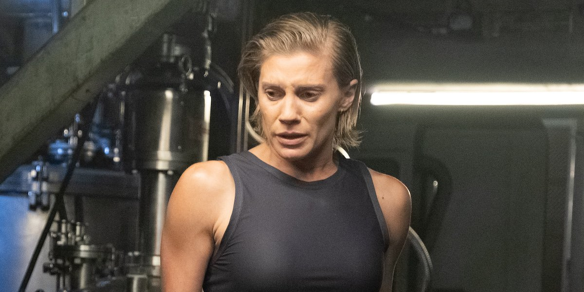 How Battlestar Galactica's Katee Sackhoff Has Quietly Been Getting Star Wars Fans Pumped