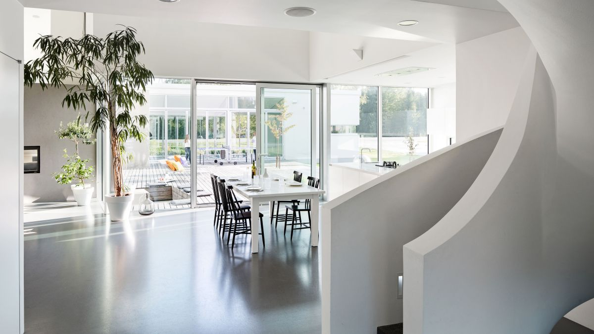 Five interior tips to steal from this ultra-stylish Scandi villa